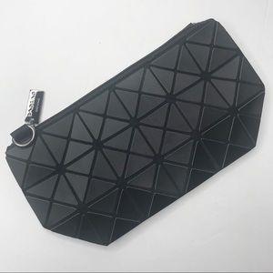 BaoBao Issey Miyake black small clutch crossbody
